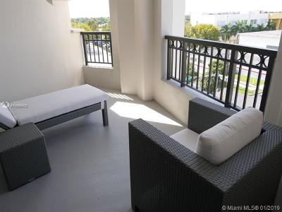 Coral Gables Condo For Sale: 301 Altara Avenue #802