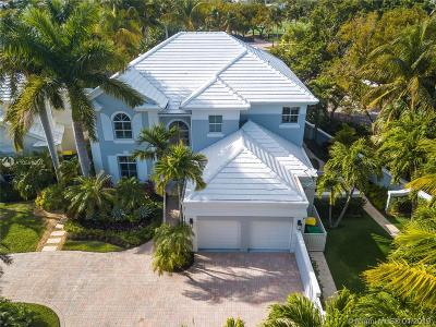 Key Biscayne Single Family Home For Sale: 15 Grand Bay Estates Cir