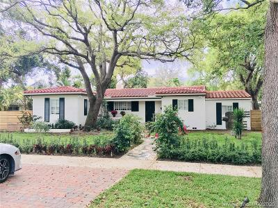 Miami Shores Single Family Home For Sale: 150 NE 94th St