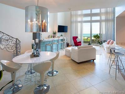 Miami Beach FL Condo For Sale: $4,250,000