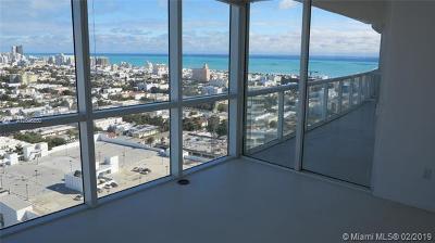 Miami Beach Condo For Sale: 450 Alton Rd #2804