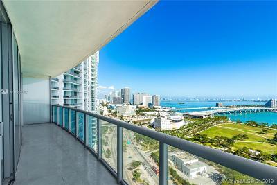 Marina Blue, Marina Blue Condo, Marina Blue Condominium, Marinablue, Marinablue Condo Rental For Rent: 888 Biscayne Bl #2409