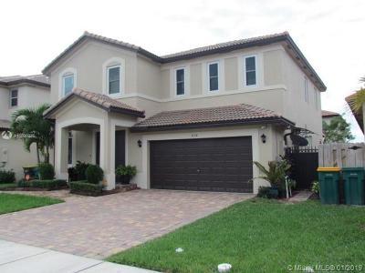Homestead Single Family Home For Sale: 4134 NE 21st Ct
