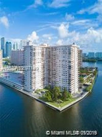 Sunny Isles Beach Condo For Sale: 301 174th St #919