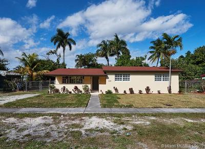Fort Lauderdale Single Family Home For Sale: 1231 NW 18th St