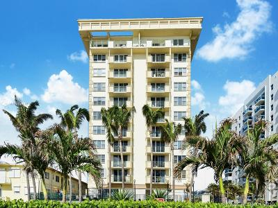 Surfside Condo For Sale: 9195 Collins Ave #312