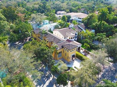 Miami FL Single Family Home For Sale: $1,895,000