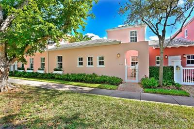 Coral Gables Condo For Sale: 534 Loretto Ave #23