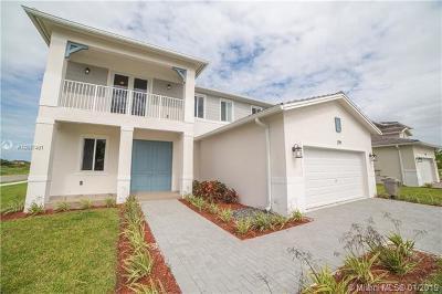 Homestead Single Family Home For Sale: 1817 NE 1 Street