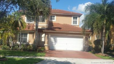 Miramar Single Family Home For Sale: 13375 SW 26th St