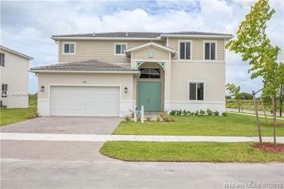 Homestead Single Family Home For Sale: 1800 NE 2 Street