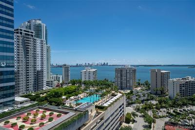 Echo Brickell, Echo Brickell Condo, Echo Condo Rental Leased: 1451 Brickell Avenue #1601