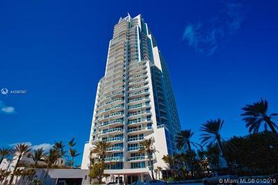 Miami Beach Condo For Sale: 100 S Pointe Dr #602