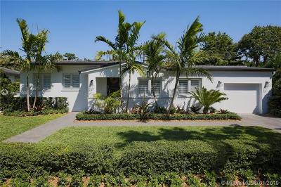Coral Gables Single Family Home For Sale: 227 Sarto Ave