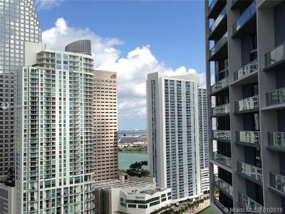 Miami Condo For Sale: 475 Brickell Ave #2612