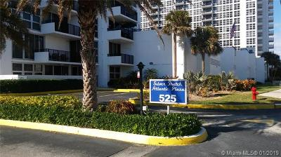 Pompano Beach Condo For Sale: 525 N Ocean Blvd #T-2