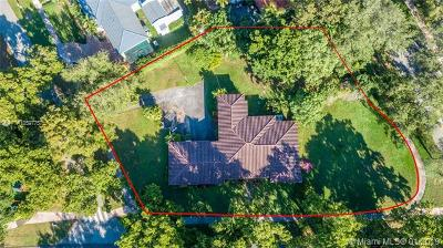 Coral Gables Residential Lots & Land For Sale: 6219 Cellini St
