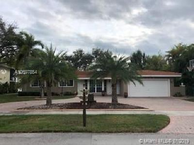 Cutler Bay Single Family Home For Sale: 8104 SW 199th Ter
