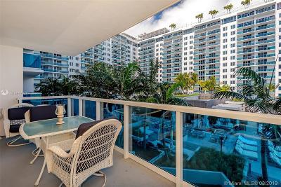 Miami Beach Condo For Sale: 2301 Collins Ave #515