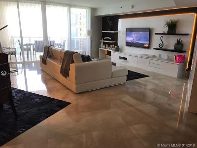 Ocean Four, Ocean Four Condo, Ocean Four Condo + Den, Ocean Four + Den, Ocean Four Condominium Rental For Rent: 17201 Collins Ave #2304