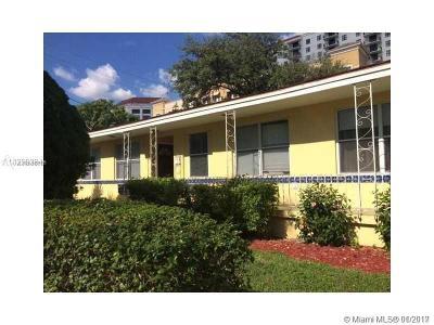Coral Gables Rental For Rent: 3 Santillane Ave #1