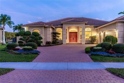Weston Single Family Home For Sale: 2534 Eagle Run Cir