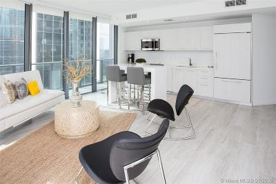 Rental For Rent: 55 SW 9th St #1106