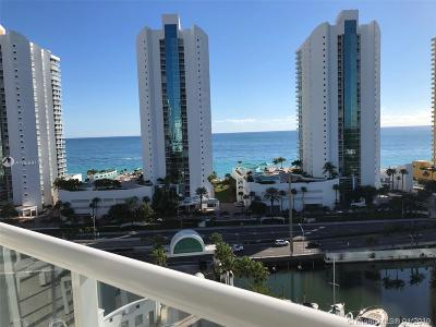 Sunny Isles Beach Rental For Rent: 16400 Collins Ave #1442