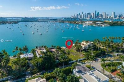Miami Beach Residential Lots & Land For Sale: 1260 S Venetian Wy