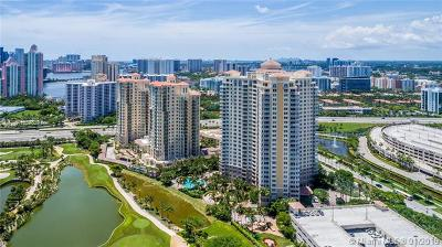Aventura Condo For Sale: 19501 W Country Club Dr #PH-15