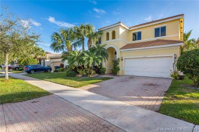 Pembroke Pines Single Family Home For Sale: 19436 SW 65th St
