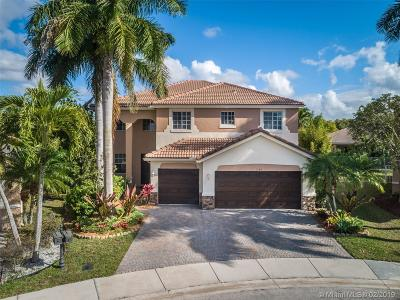 Weston Single Family Home Active With Contract: 1160 Chenille Cir