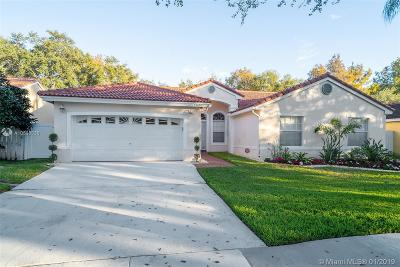 Miramar Single Family Home For Sale: 13631 SW 17th Ct