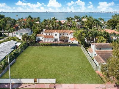 Miami Beach Residential Lots & Land For Sale: 4410 Alton Rd