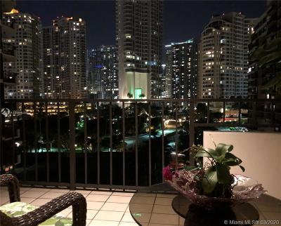 Condo For Sale: 520 Brickell Key Dr #A810