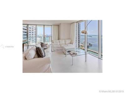 Miami Condo For Sale: 485 Brickell Ave #4810