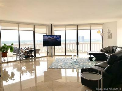 Aventura Condo For Sale: 2000 Island Blvd #2107