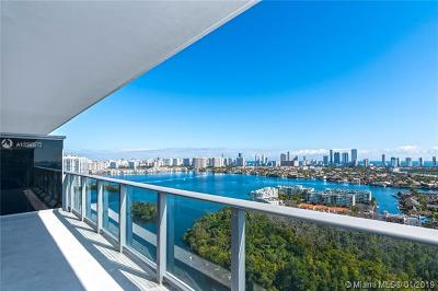 North Miami Beach Condo For Sale: 16385 Biscayne #2518