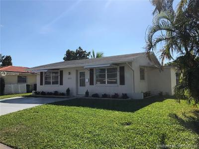 Rental Active With Contract: 7014 NW 58th Ct