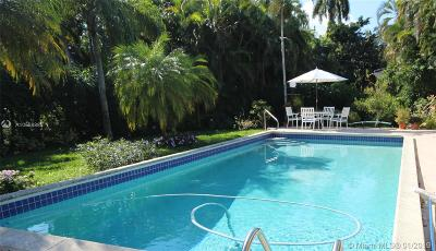 Coral Gables Single Family Home For Sale: 110 S Prospect Dr