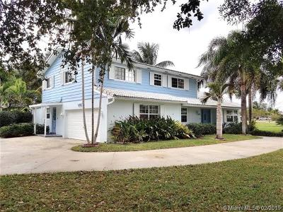 Boynton Beach Single Family Home For Sale: 905 Mission Hill Rd