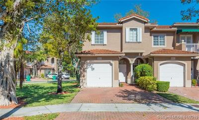 Miami Single Family Home For Sale: 11995 SW 81st Ln