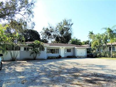 South Miami Single Family Home For Sale: 6750 SW 75th Ter