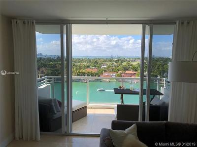 Miami Beach Condo For Sale: 5600 Collins Ave. #10M