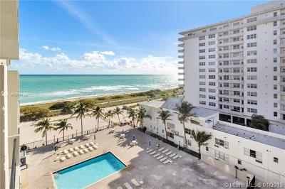Surfside Condo For Sale: 9273 Collins Ave #701