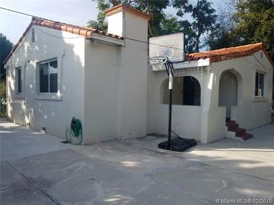 Miami Single Family Home For Sale: 2777 SW 1st St