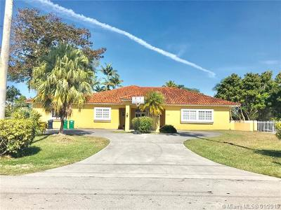 Miami Single Family Home For Sale: 10011 SW 60th St