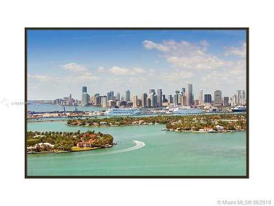 Miami Beach Condo For Sale: 1330 West Ave #3304