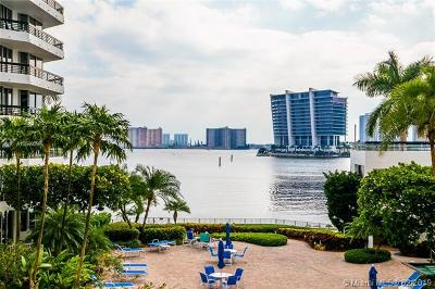 Aventura Condo For Sale: 3600 Mystic Pointe Dr #305