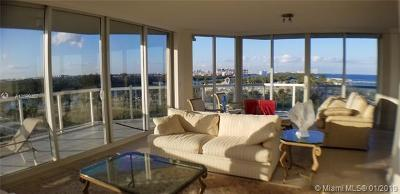 Hollywood Condo For Sale: 6051 N Ocean Dr #804